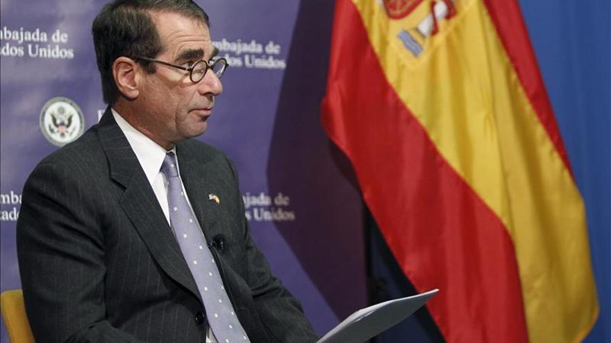 El embajador de Estados Unidos en España, Alan D. Solomont.
