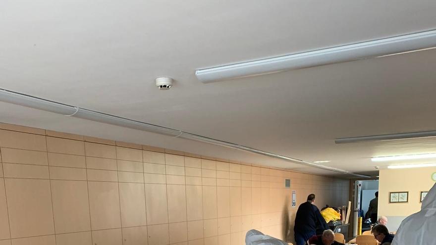 La UME regresa a Cantabria para desinfectar residencias e impartir formación