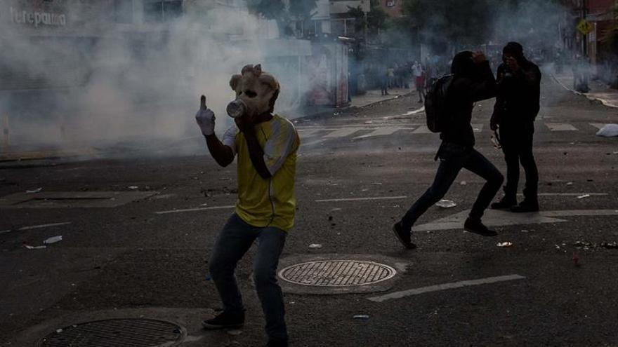 La oposición venezolana convoca a nuevas manifestaciones para este jueves