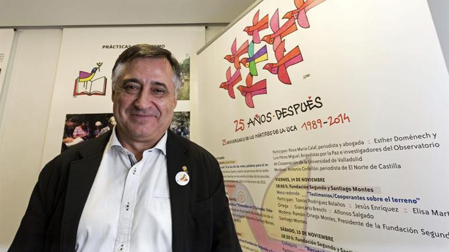 Gervasio Sánchez: Me he cansado de fotografiar muertos