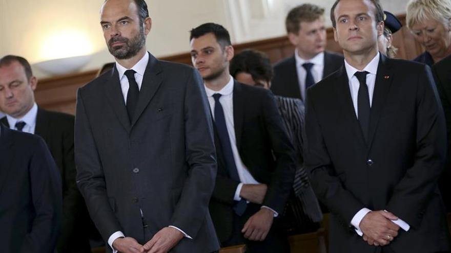Francia homenajea al sacerdote asesinado hace un año en nombre del EI