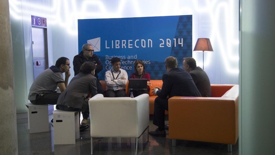 LibreCon 2014 en Bilbao se convierte en la cita más masiva de las celebradas hasta ahora, con 1.500 asistentes