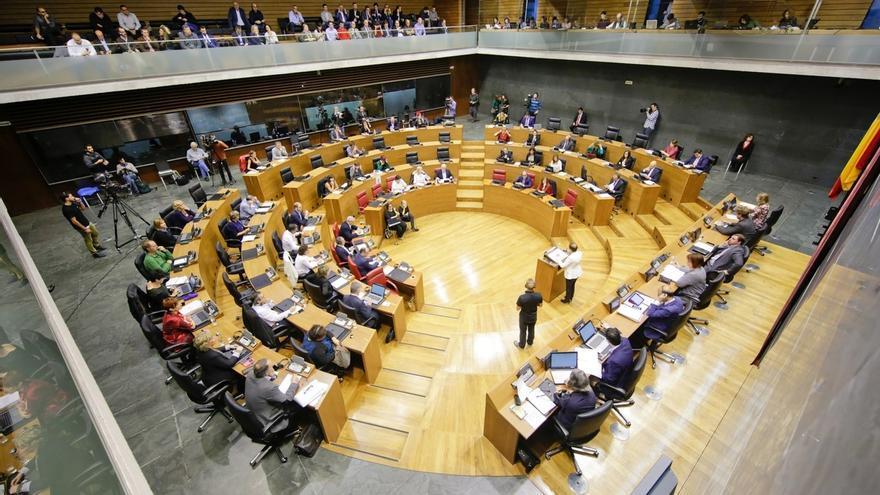 Comienza el debate de los Presupuestos en el Parlamento antes de su aprobación definitiva