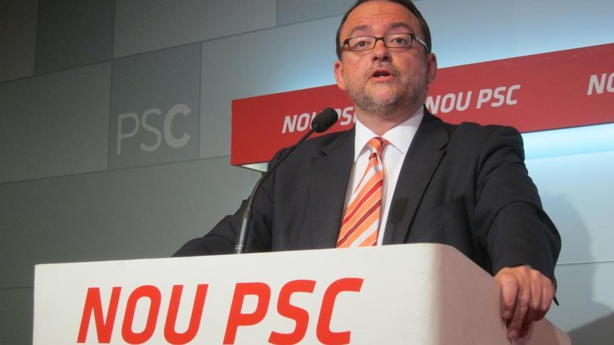 El PSC evita valorar el desmarque de Ernest Maragall y no lo sancionará