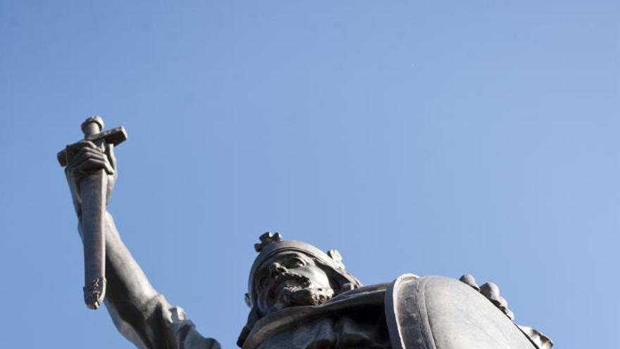Identifican los restos de Alfredo el Grande en el almacén de un museo inglés