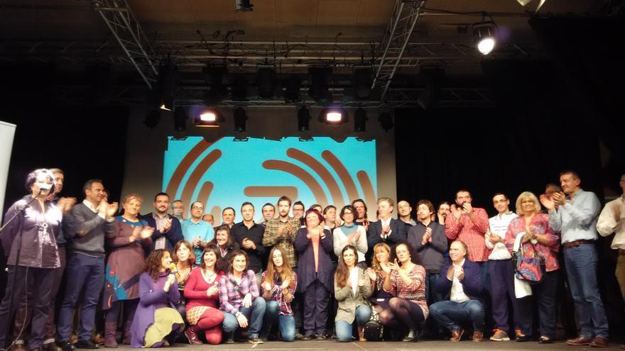 Los candidatos de Zaragoza en Común