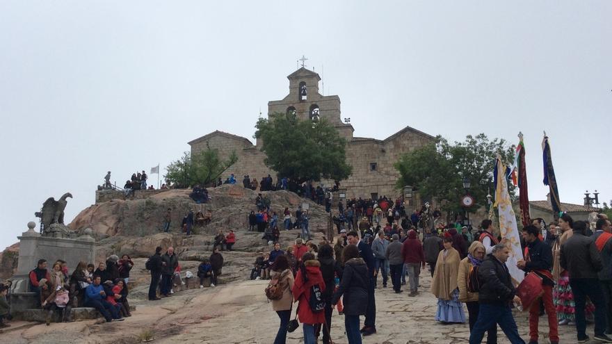 El dispositivo del Plan del Cerro por la romería de Andújar llega a su día de más actividad sin incidencias graves