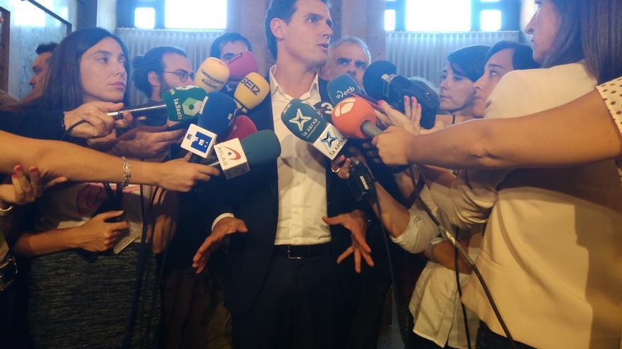 Rivera reivindica su acuerdo con UPyD como ejemplo de entendimiento constitucionalista