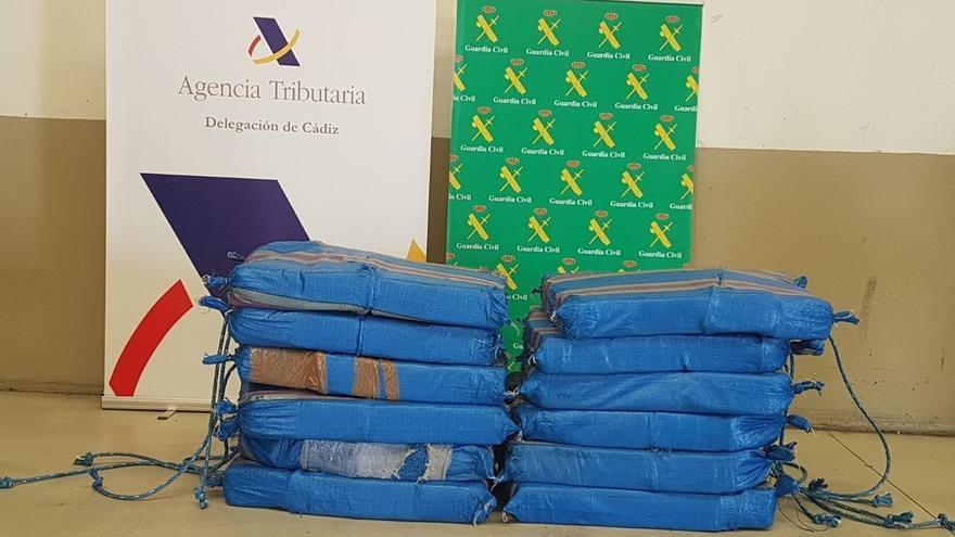 Intervenidos 700 kilos de cocaína en el puerto de Algeciras en un contenedor que venía de Chile