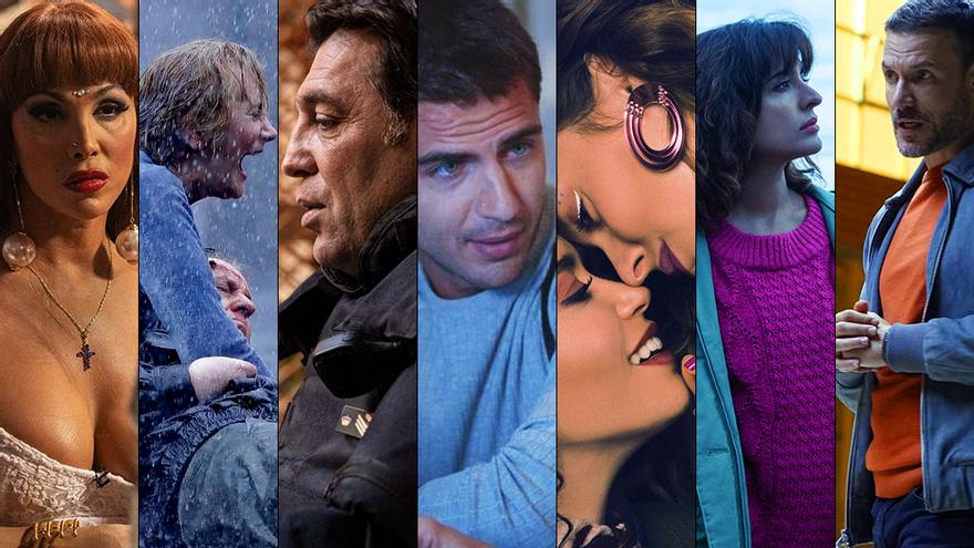 Del 39 al 1: nuestro ránking con las series españolas que se han estrenado en 2020