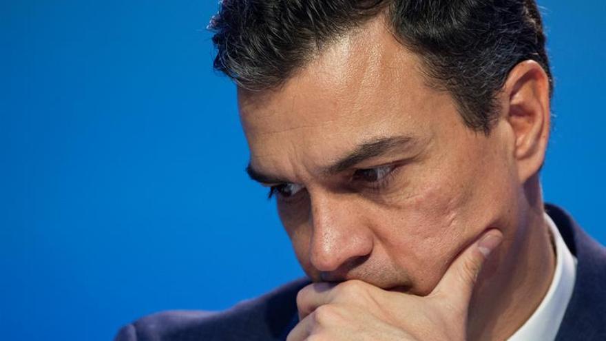 """Sánchez sitúa el Corredor Mediterráneo como """"una prioridad principal"""""""