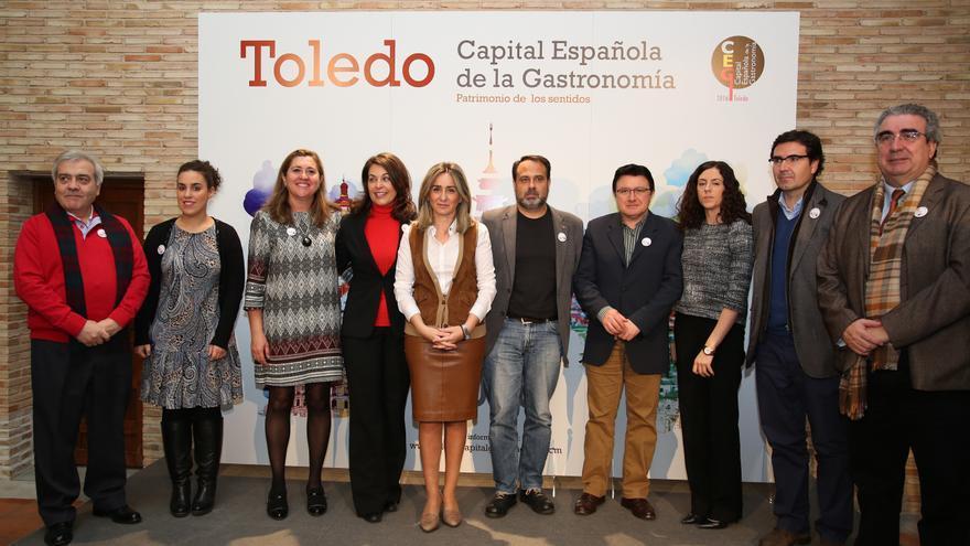 Presentación de la campaña promocional de Toledo Ciudad Gastronómica / Ayuntamiento