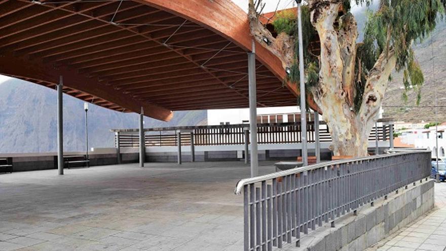 Plaza de Tigaday
