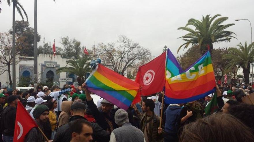 Hacia una primavera árabe, sobre la comunidad LGTB en Túnez/ Creta Producciones