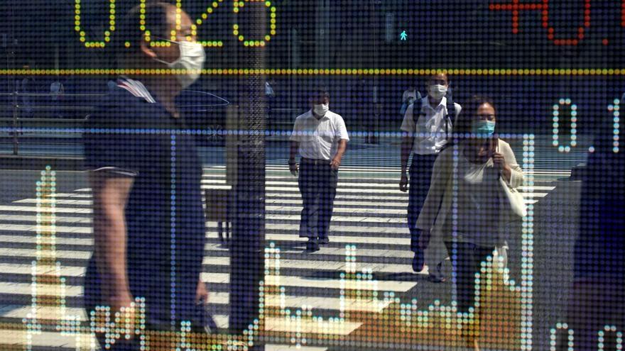 La Bolsa de Tokio cierra plana por la recogida de beneficios