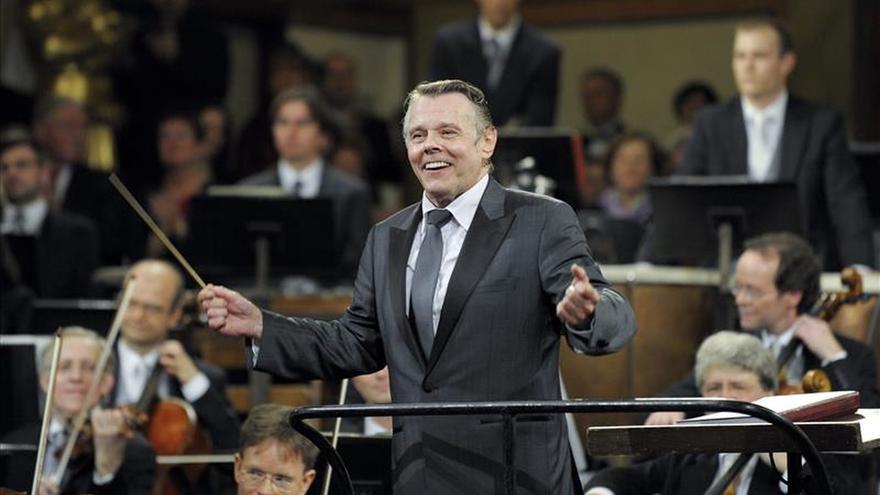 Mariss Jansons repite con la Filarmónica de Viena en el Concierto de Año Nuevo