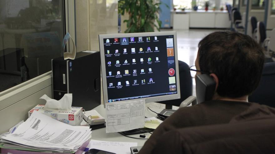 La cifra de parados en Andalucía sube en 5.690 personas en agosto hasta 758.489 desempleados