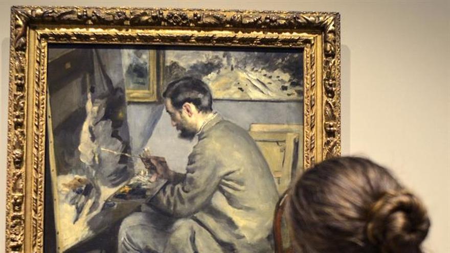 Frédéric Bazille, el eslabón perdido del impresionismo