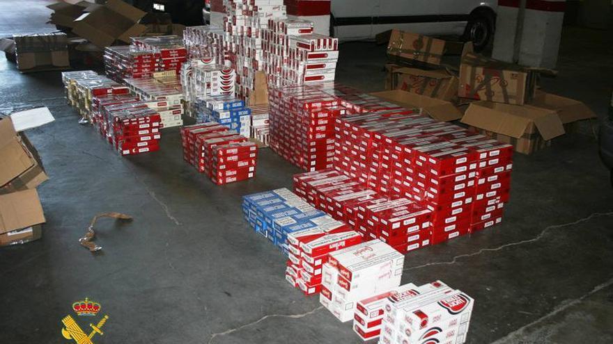 El contrabando de tabaco ha aumentado un 30 por ciento en España este año
