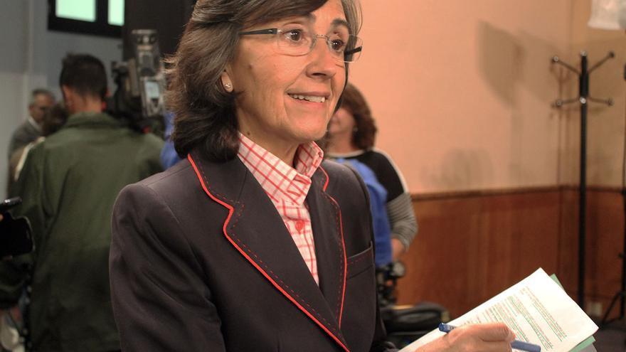 La consejera de Cultura de la Junta de Andalucía, Rosa Aguilar. / J.M.B.