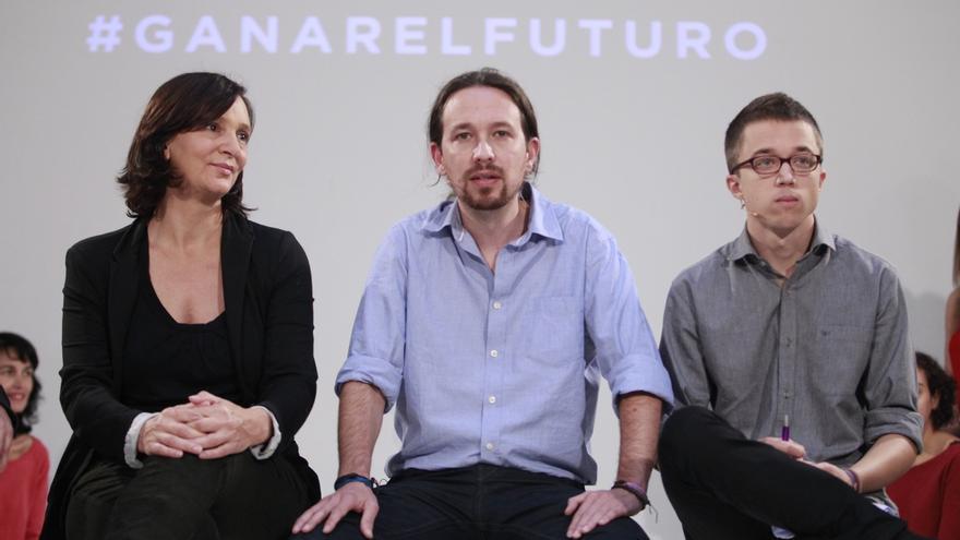 Bescansa propone a Errejón una alianza para desbancar a Pablo Iglesias al frente de Podemos