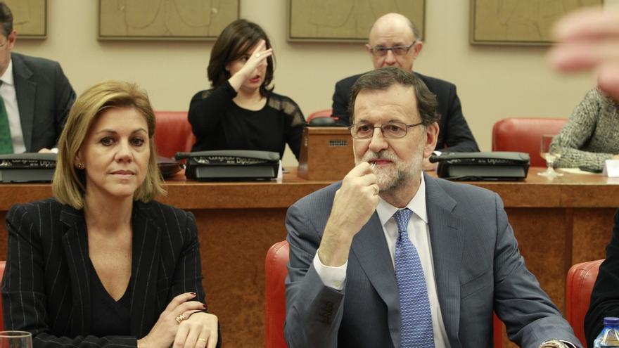 Rajoy pide informes jurídicos ante los nuevos pasos de JxSí y la CUP en el Parlamento catalán