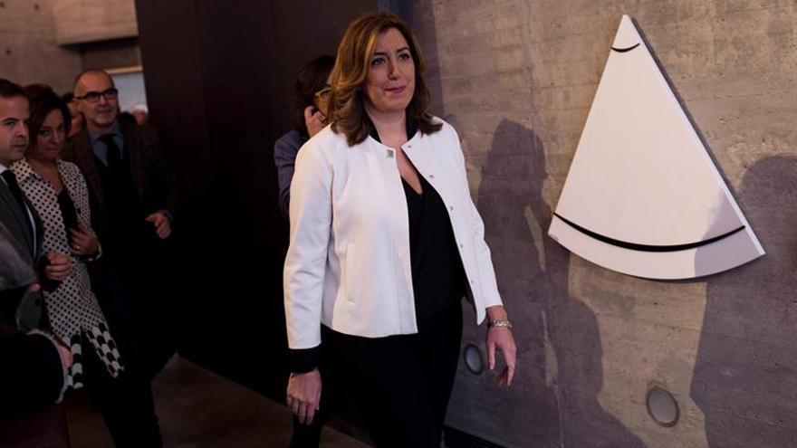Díaz pide al Gobierno que baje el IVA y apueste por la cooperación cultural