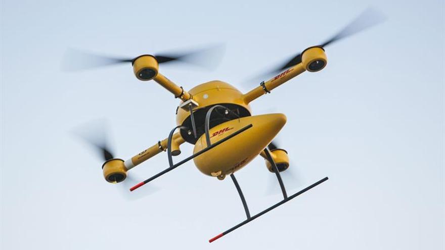 Japón comienza a probar un servicio de reparto a domicilio con drones