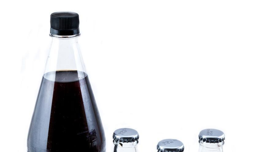 Imagen promocional de Frixen Cola.
