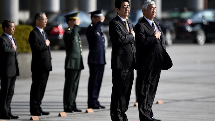 Japón prueba su primer caza furtivo de fabricación íntegramente nipona
