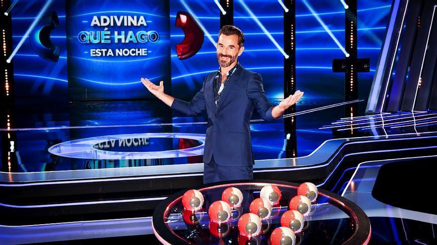 Santi Millán, en 'Adivina qué hago esta noche'