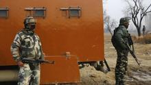Al menos 6 muertos en dos incidentes terroristas en la Cachemira india