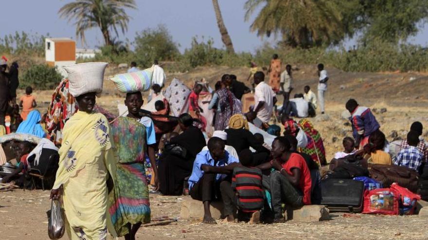 Sudán del Sur acusa a los rebeldes de asesinar a unos 150 civiles en Bor