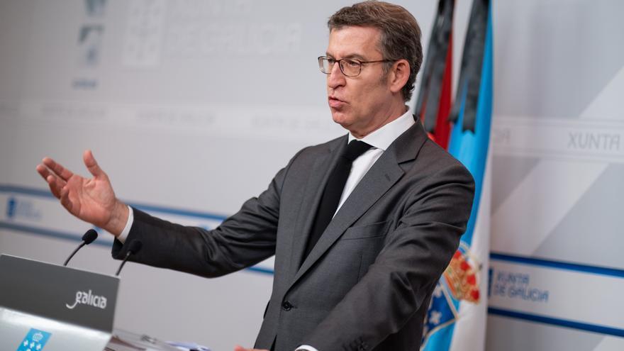 Comparecencia del presidente de la Xunta de Galicia.