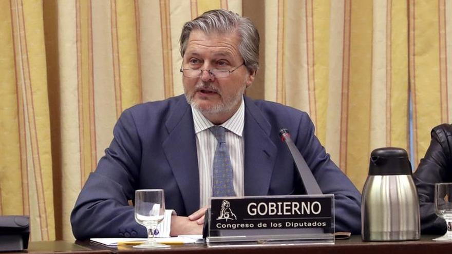 Méndez de Vigo presenta al Congreso los cambios en las pruebas de la ESO y el Bachillerato