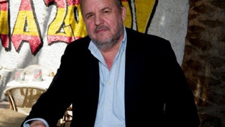 El dirigente de España 2000 José Luis Roberto