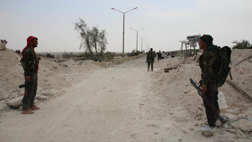 El 85 por ciento de Siria está libre del EI, según militares rusos