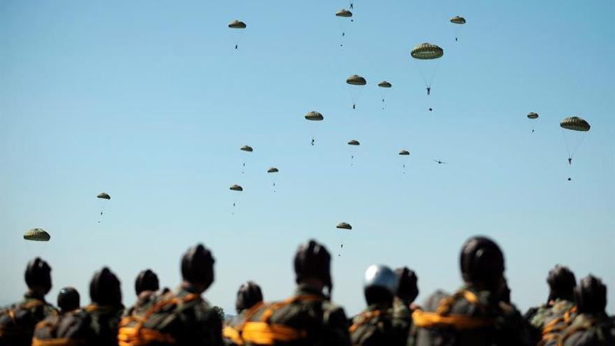 EEUU despliega tropas y blindados en Bulgaria como mensaje hacia Rusia