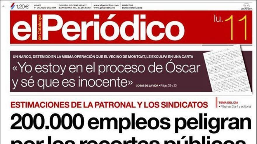 De las portadas del día (11/07/2011) #10