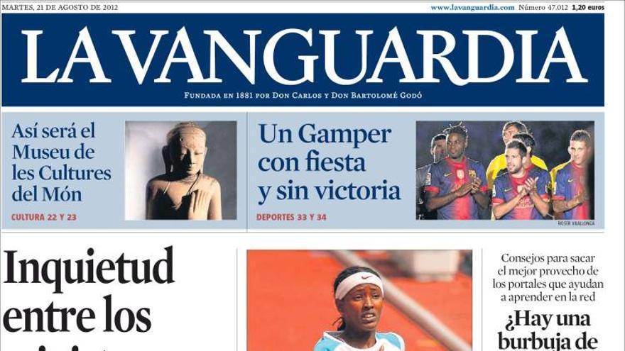 De las portadas del día (21/08/2012) #6