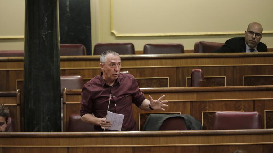 Batet obliga a Baldoví a retirar unas palabras en las que pedía control antidoping al portavoz de Vox