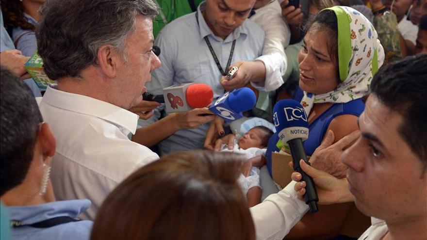 Embajadores en Colombia muestran su preocupación por la crisis en la fronteriza
