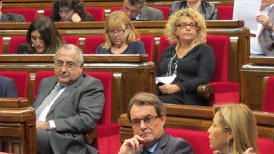 Artur Mas Y Joaquim Nadal (PSC)