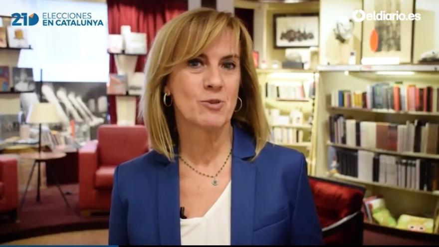 Gemma Nierga, sobre Carles Riera