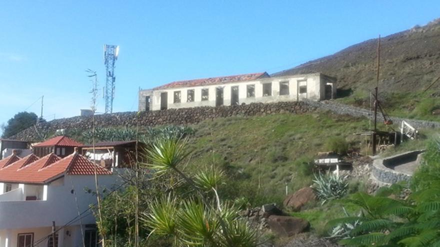 Antigua escuela de Juan Rejón