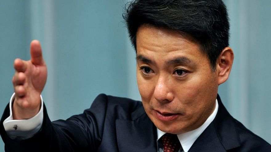 Excanciller nipón liderará el principal partido de la oposición en Japón