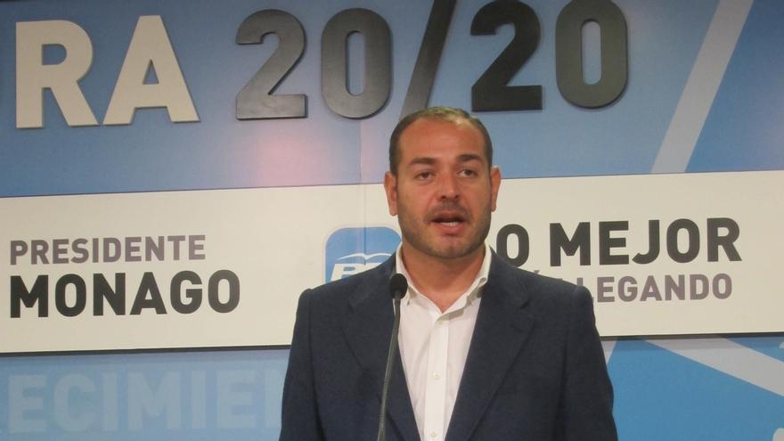 """El PP destaca que Monago está poniendo """"muy alto el listón de la transparencia"""" a diferencia de Pedro Sánchez y Vara"""