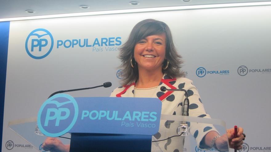"""Llanos dispuesta a un acuerdo con Raquel González para que ir al Congreso de Bizkaia """"unidos en un único proyecto"""""""