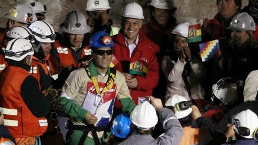 Del rescate en la mina chilena #5
