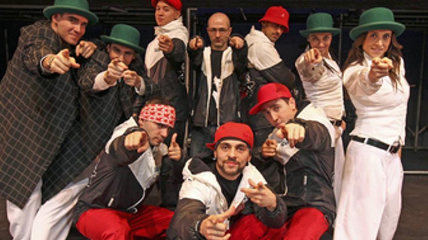 Presentación del espectáculo musical 'Brodas Bros' en Madrid
